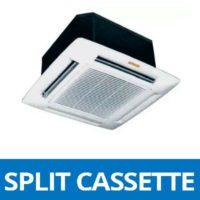 service aire acondicionado split cassette